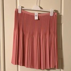 LOFT Skirts - NWT Loft pink skirt